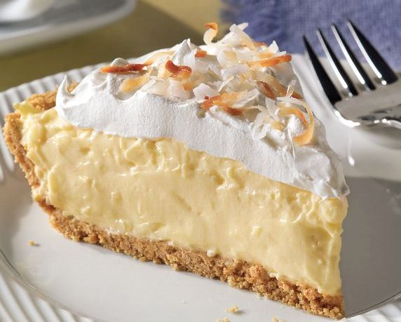 Coconut Cream Pie (15-Minute Dessert)