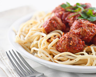 Meatballs with Olives