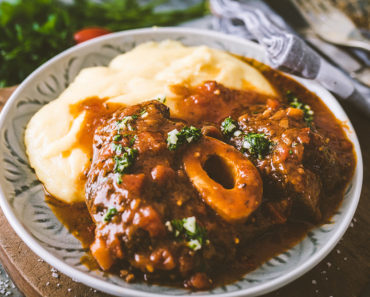 Milanese-style Osso Buco