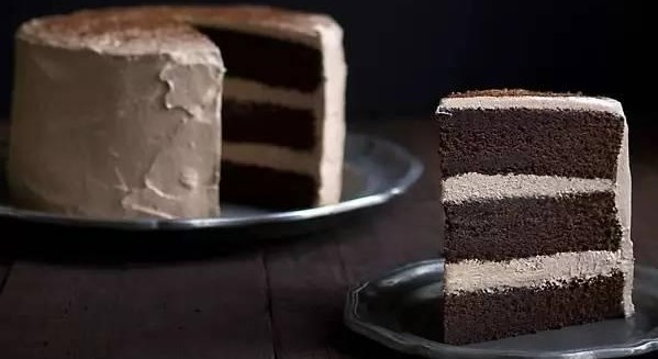 Flawless Chocolate Espresso Cake
