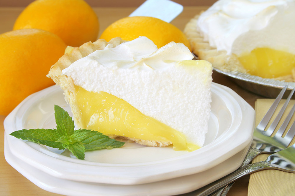 Royal Lemon Cream Pie (Fast Ready Dessert!)