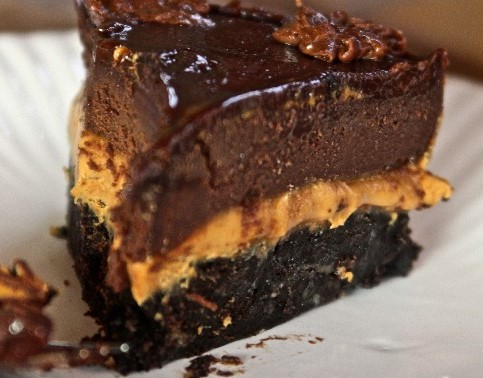 Peanut Butter Lover Fudge Cake Recipe