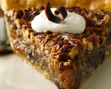 Moist Pecan Pie Recipe