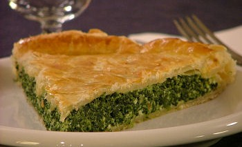 Easy Spinach Pie (Torta Verde) – Traditional Italian Recipe