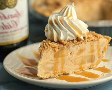 Must-Try Apple Ice Cream Pie