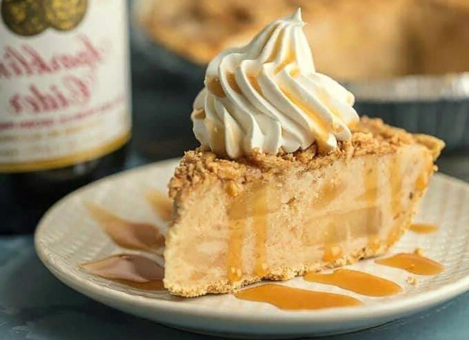 Must-Try Apple Ice Cream Pie
