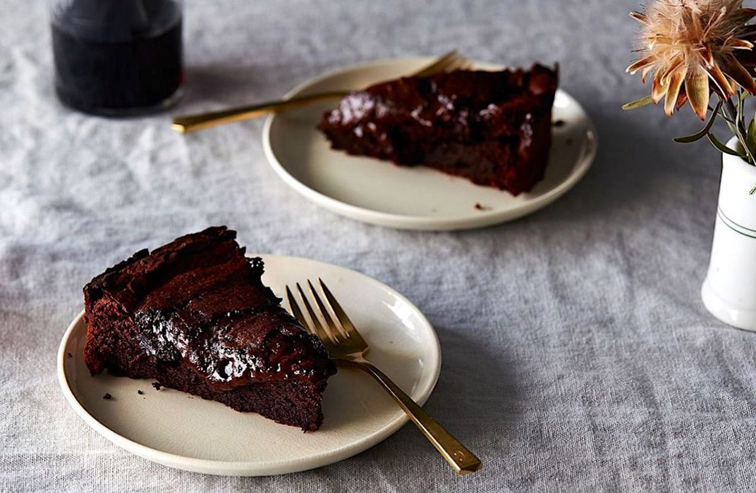 The Magic of Dark Chocolate Cake