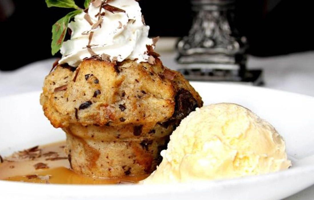 Panettone Bread-and-Butter Pudding (Dolce di Panettone) - Italian Recipe