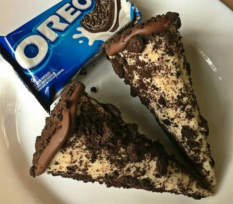Oreo Banana Chocolate Pie