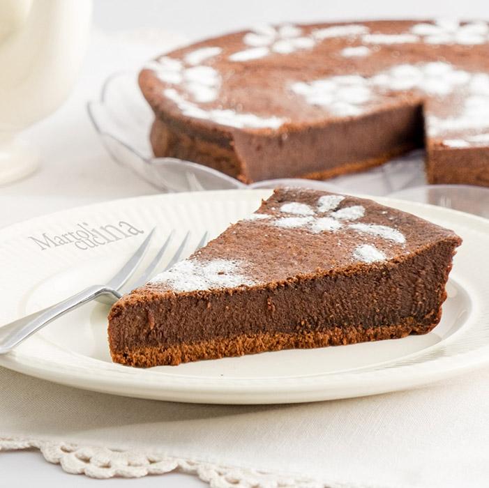 2-Ingredient Brilliant Nutella Cake