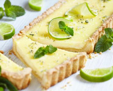 Mojito Pie (No-Bake Dessert)