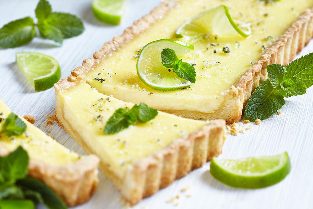 Mojito Pie (No-Bake Recipe)